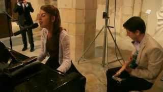 Ave Maria - Beyoncé - cover piano, guitare
