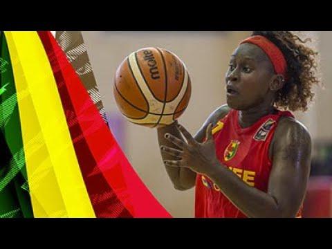 Cape Verde v Guinea - FIBA Women's AfroBasket