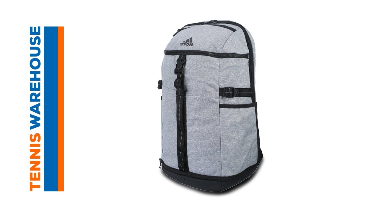 a2b6f5d40 Backpack With Shoe Compartment Adidas- Fenix Toulouse Handball