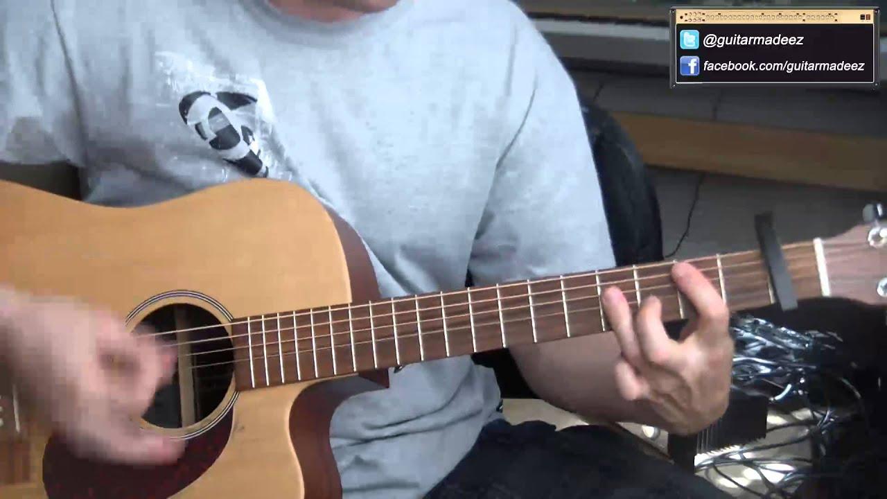 ricky-nelson-waitin-in-school-pulp-fiction-jack-rabbit-slims-scene-guitar-tutorial-guitarmadeezcom