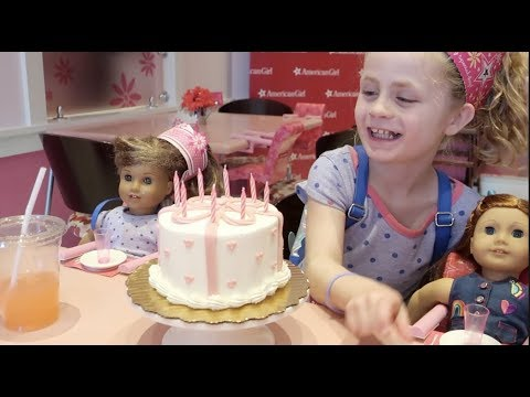 American Girl Birthday Party At Bistro | AG Nashville TN