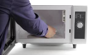 Commercial Microwave Overview and Video Buying Guide