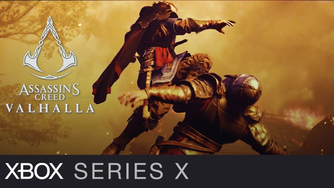 Assassin S Creed Valhalla Gameplay Revealed At Xbox Series X Event