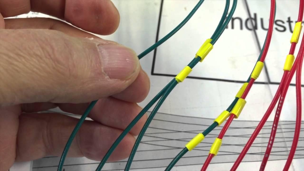 how i wire tortoise switch machines [ 1280 x 720 Pixel ]
