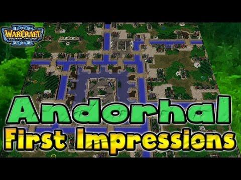 Warcraft 3 - Andorhal First Impressions (FFA #8)