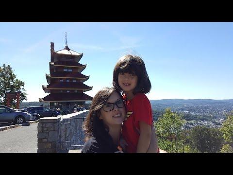 The Pagoda in Reading Pennsylvania!
