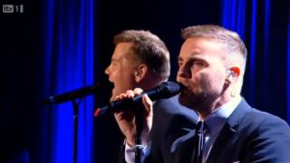 Gary Barlow & James Corden - Pray @ Manchester Apollo thumbnail