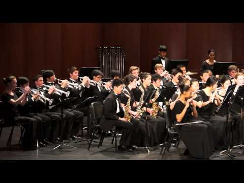 March from Suite for Variety Orchestra, No.1, Shostakovich/Cumow,Troy Concert Band,MSBOA,3/15/2014