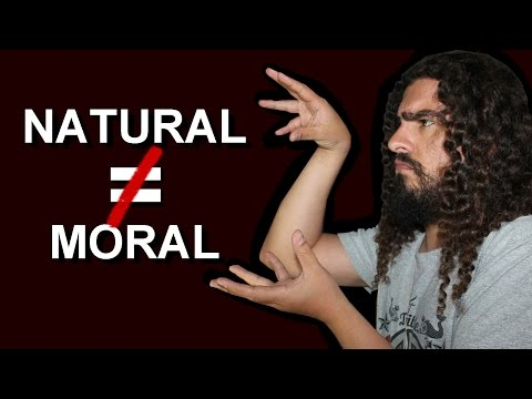 Falácia naturalista e Falácia moralista (#Pirula 109)