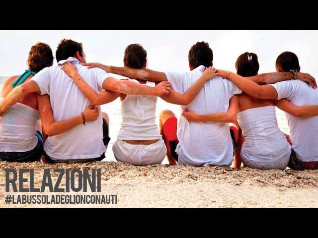 Relazioni | La Bussola degli Onconauti pt8