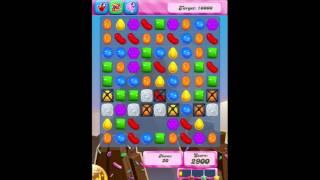 Candy Crush Saga Level 36 Walkthrough