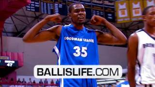 Kevin Durant CRAZY Lockout Ballislife Mixtape! The MVP Of The Lockout!?
