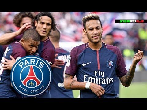 Download Neymar Jr ⚽ Goals & Skills ⚽ Paris Saint-Germain ⚽ 2017-2018 ⚽ HD #Neymar #PSG