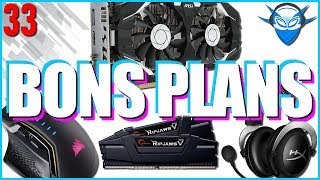BON PLAN PC - Hardware & Gaming 2018 (S.33)