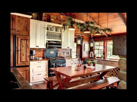 best rustic country kitchen ideas 2014