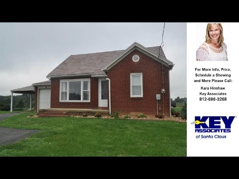 7573 S State Road 161, Holland, IN Presented by Kara Hinshaw.