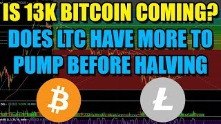 IS BITCOIN SETUP TO BREAK $12K? 13k?   Does LITECOIN Have More To Rise? BTC LONGTERM TREND