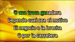 Soy De Rancho-El Komander (Karaoke)