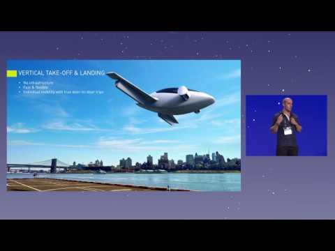 Lilium Aviation - 2016 Hello Tomorrow Grand Prize