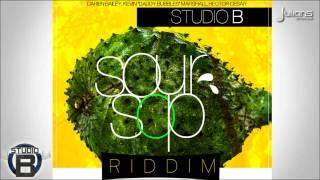 """Saddis - Take Mi Stress Away (Sour Sop Riddim) """"2015 Soca Music"""""""