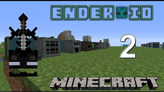 Minecraft Tutorial: EnderIO: Part 2 - Machines