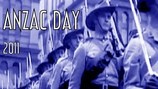 Anzac Day 2011 - Emvb - Emerson Martins Video Blog 2011