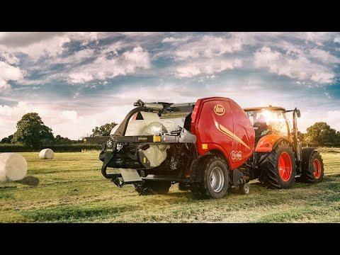 Vicon FastBale – Non-stop grass to forage!