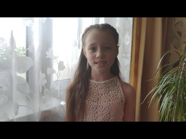 Малюкова Маргарита читает произведение «Матери» (Бунин Иван Алексеевич)