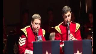 Band of HM Coldstream Guards - Krommer clarinet concerto