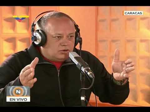 Diosdado Cabello en Dando y Dando, programa completo, 20 febrero 2018