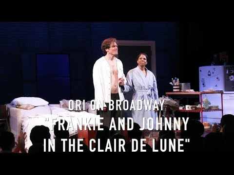 frankie and johnny in the clair de lune broadway