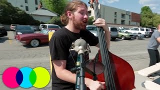"Casey Abrams performing ""LOVE"" 