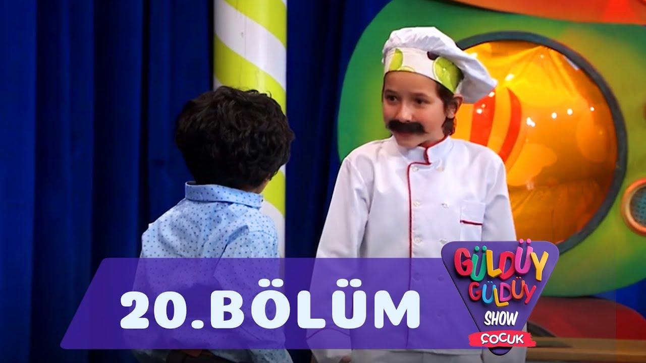 Güldüy Güldüy Show Çocuk 20.Bölüm (Tek Parça Full HD)