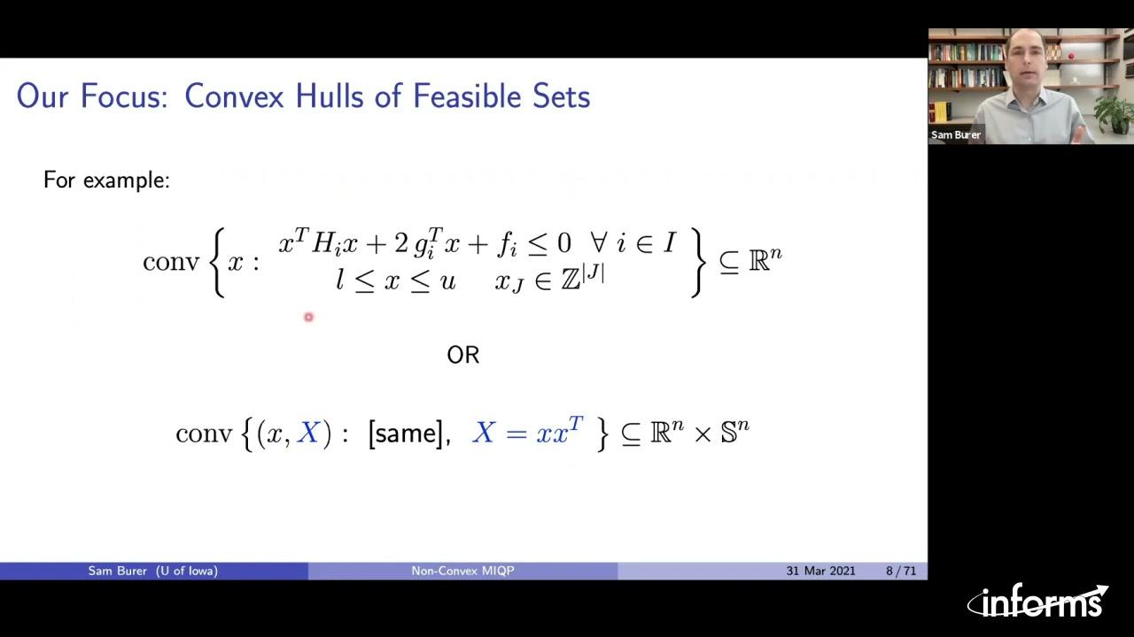 Download Convexification for Non-Convex Mixed-Integer Quadratic Programming
