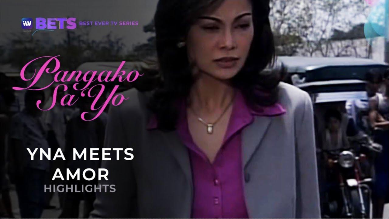 Download Yna meets Amor | Pangako Sa 'Yo Highlights | iWant BETS