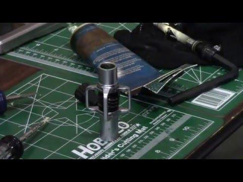 Crank Brothers (egg beater) pedal repair