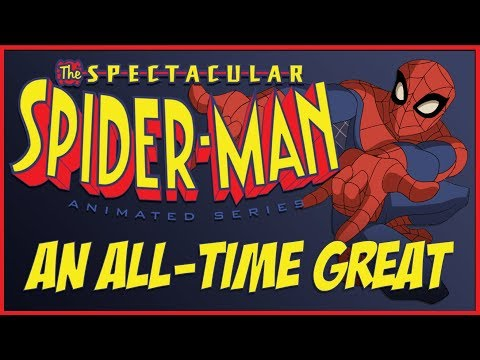 THE SPECTACULAR SPIDER-MAN: An All-Time Great Superhero Story