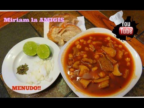 Como hacer menudo rojo mexicano photo 924