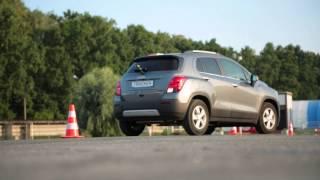 FDW - Урок 7 - Движение задним ходом - курсы экстремального вождения FDW
