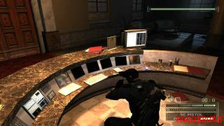 Splinter Cell Chaos Theory Mission 3: Bank PC Gameplay Part 1/3