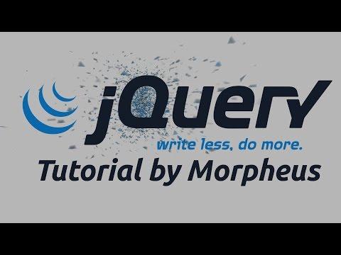 JQuery Tutorial #6 - Auf HTML-Elemente Zugreifen