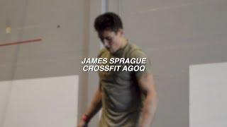 James Sprague - CrossFit Online Qualifier 2019