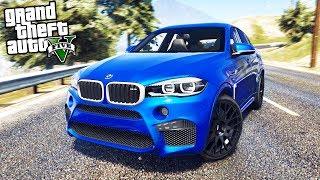 РЕАЛЬНАЯ ЖИЗНЬ В GTA 5   КУПИЛ BMW X6M ПРОВЕРЯЕМ БЭХУ НА ПРОХОДИМОСТЬ