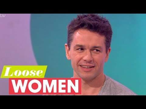 Julian Ovenden On Downton The Musical And Performing For The Queen  Loose Women