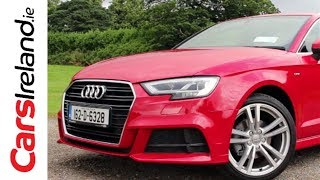 2016 audi a3 saloon review   carsireland ie