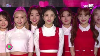 LOONA,Hi High [THE SHOW 181009]
