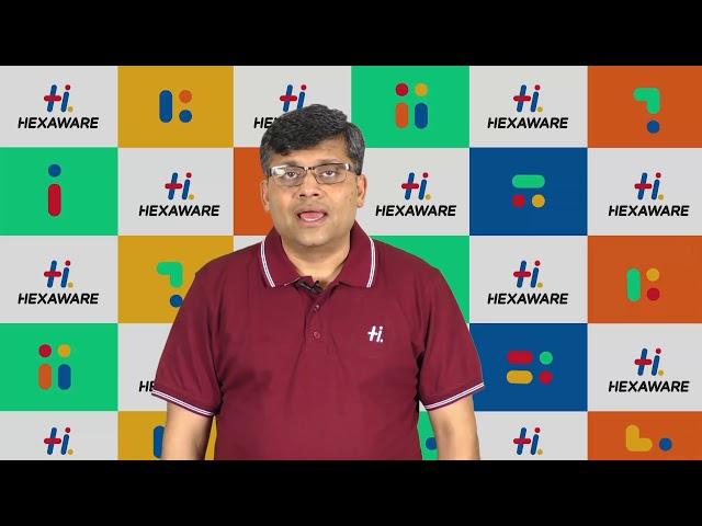 Hexaware Career: Leader Speak - Vimal Kewalramani