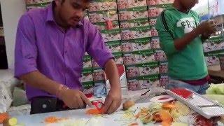 amazing vegetables cutter dhaka international trade fair 2016