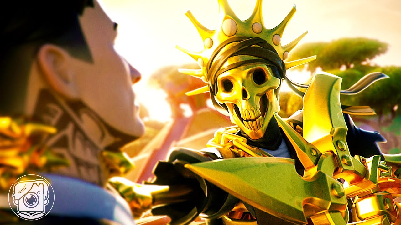 ORO vs. MIDAS: THE BATTLE WITHIN! (A Fortnite Short Film)