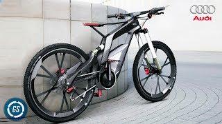 8 Increíbles Bicicletas Mas Avanzadas Del Mundo thumbnail